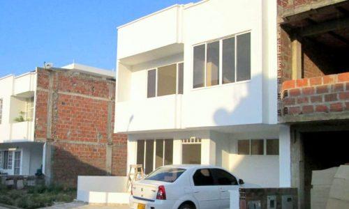 Venta casa de dos niveles más terraza en Jamundí