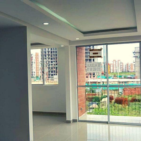 Balcón apartamento