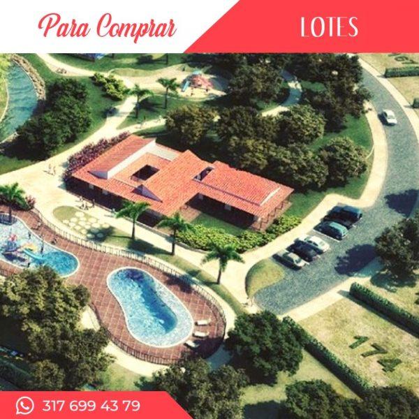 Lote Campestre Condominio el Laguito