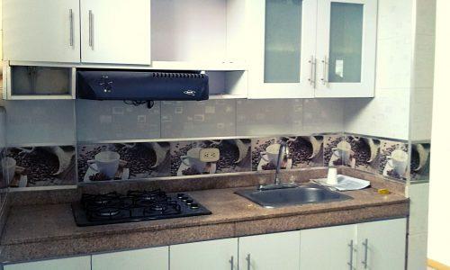 Cocina apartamento la Flora IV