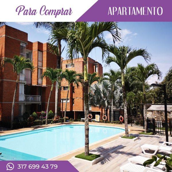 Apartamento en Cañaveralejo piscina