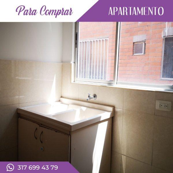 Apartamento en Cañaveralejo zona de oficios