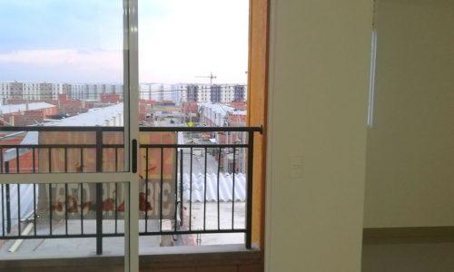 balcón solares