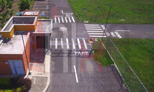 LOTE EN ROZO ÁREA 150 m²